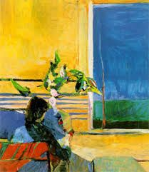 Image result for Diebenkorn's paintings from airplanes