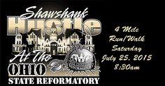 Mansfield Ohio Tourism Events--Shawshank Hustle 4 Mile Run/Walk - Mansfield & Richland County Convention & Visitor Bureau