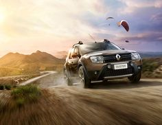 RENAULT DUSTER on Behance