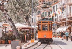 Soller Tram in Mallorca