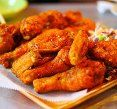 Extra Crispy Buffalo Wings... looks like a lot of work but maybe worth trying for special occasion