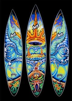 Surfboards-- Drew Brophy Boards