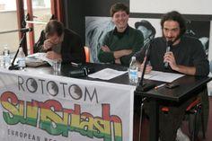 Os organizadores do Sunsplash, o festival que baniu Matisyahu por ser judeu.
