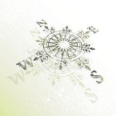 brujula royalty-free stock vector art Beard Tattoo, Free Vector Art, Royalty Free Images, Tatoos, Graphic Design, Illustration, Compass, Menu Design, Constellation