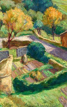 bofransson:  POGEDAIEFF, GEORGE Vegetable Garden