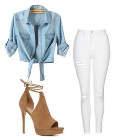 """""""Untitled #78"""" by layyy-layyy on Polyvore featuring Topshop and ALDO"""