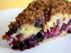 carolynn's recipe box: Grape Coffee Cake