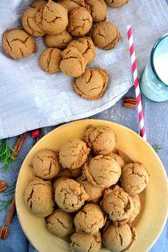 Gluten-Free, Dairy-Free Gingerbread Cookies via @TheHealthyApple http://thehealthyapple.com/2012/11/30/gluten-free-gingerbread-cookies/#