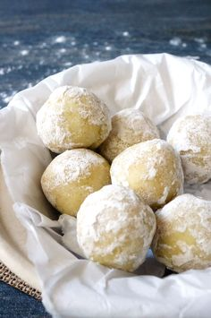 AIP Snowball Cookies - Made From Sweet Potato! - Grazed & Enthused