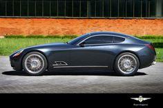 Maserati A8CGS Berlinetta