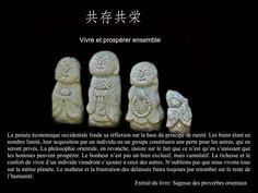 Vivre et prospérer ensemble. Une monde meilleur est possible http://www.amazon.fr/Sagesse-proverbes-orientaux-Nicolas-Chauvat/dp/2848981784