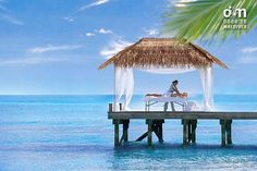 Conrad Maldives Rangali Island - Spa- Retreat http://www.doortomaldives.com/resorts/view/18