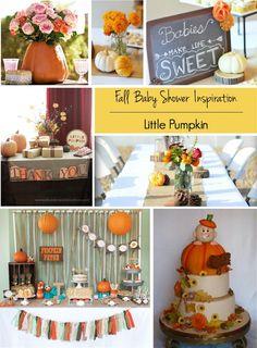 Fall Baby Showers: Little Pumpkin Baby Shower Theme | RegistryFinder.com
