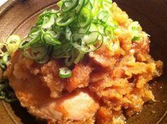 簡単!鶏ももみぞれ煮 レシピ・作り方 by mucha2008 楽天レシピ