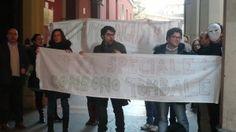 """Tirocinanti, la protesta contro la nuova """"sanatoria"""""""