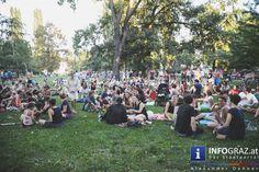 'TheAngelcy' aus Tel Aviv im Volksgarten Graz am 11. August 2015 Die großartigen '#TheAngelcy' (Alternative/Acoustic/Lyrical) aus Tel Aviv, Israel waren wieder zu Besuch in Graz. Dass die sechs Musikerinnen und Musiker dabei im #Volksgarten von einem derart großen Publikum begeistert empfangen wurden, überraschte sie selbst. #TelAviv #VolksgartenGraz