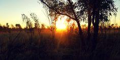 Beauté de l'outback australien...