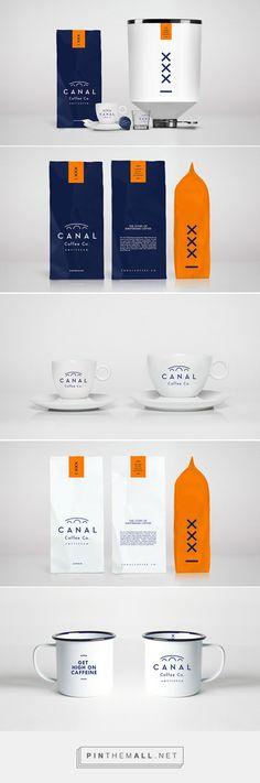 CANAL COFFEE Co. by JAMJAM MARKETING