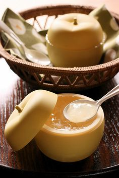Pear jelly #japan