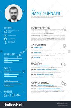 curriculum vitae icons - Google zoeken