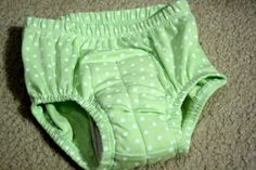 Potty Training Pants Tutorial. Need to make some of these. Time to start potty training!