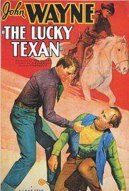 The Lucky Texan Poster