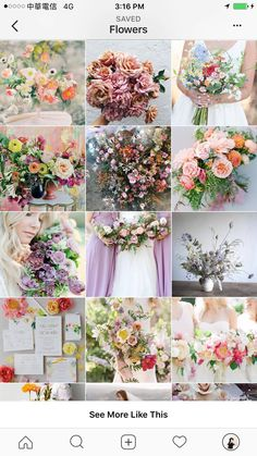 The ultimate list of spring wedding flowers every bride needs to see flower inspiration wedding flowerswedding bouquets mightylinksfo