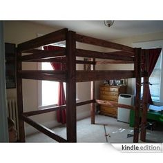Build Your Own LOFT BUNK BED (Twin FULL Queen KING Adult & Child Sizes) Pattern DIY PLANS; So Easy, Beginners Look Like Experts; PDF Download Version so you can get it NOW! eBook: Peter Harrington: Amazon.ca: Kindle Store