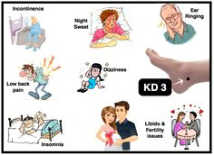 KD 3 acupuncture point