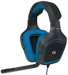 Logitech DTS Headphone: X and Dolby Surround Sound Gaming Headset for PC, Playstation 4 – On-Cable Controls – Sports-Performance Ear Pads – Rotating Ear Cups – Light Weight Design: Computers & Accessories Nintendo Ds, Nintendo Switch, Best Gaming Headset, Gaming Headphones, In Ear Headphones, Skullcandy Headphones, Beats Headphones, Ps4 Headset, Logitech
