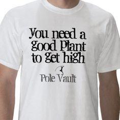 My favorite pole vault pun