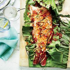 Whole Fish on Food & Wine