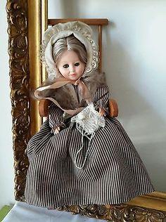 Bambola nonna betta zanini e zambelli vintage doll