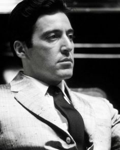 Al Pacino in The Godfather 1972 The Godfather Part Ii, Godfather Movie, Hollywood Celebrities, Hollywood Actresses, Actors & Actresses, Forrest Gump, Young Al Pacino, Schindlers Liste, The Godfather Wallpaper