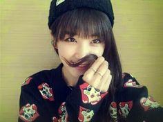 Chorong A Pink Cute Selca Kpop Girl Groups, Korean Girl Groups, Kpop Girls, Pink Panda, Meet Singles, Cube Entertainment, Korean Artist, K Idol, Sweet Girls