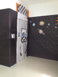Puerta De Mi Aula Con El Proyecto El Universo Proyecto