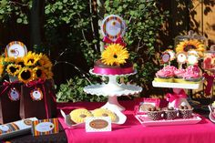 Hostess with the Mostess® - Sunflower Garden Party