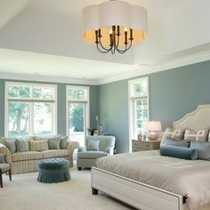 I really like this color.  Bedroom Design Ideas, Pictures, Remodels and Decor