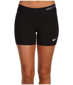 """The most comfortable base layer EVER. Great for running, soccer, or wearing under a dress in summer. Nike Pro Core Compression 5"""" Short."""