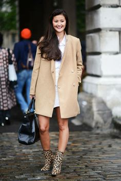 street style: London Fashion Week Spring 2014...