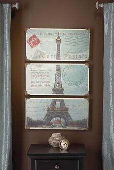 French Landmark
