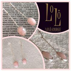 Saindo do forno. #lologiorge #prata950 #euquefaço #encomenda #handmade #jóia #cristal #pedranatural #euquefiz  encomenda: heloisa@lologiorge.net
