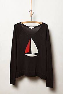 first mate pullover