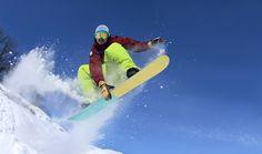 Intermediate to Advanced Snowboarding: Tips & Tricks