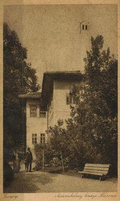 Letnjikovac Kneza Milosa - Summer villa of Knez Milos of Serbia
