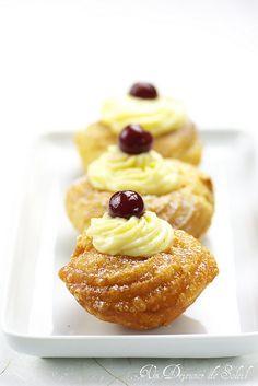 Zeppole - Italian doughnuts