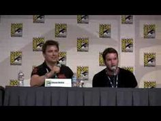John Barrowman: Geeks Rule! (on being a scifi geek, being Capt Jack, finding out about The Face of Boe & The Hub) - YouTube