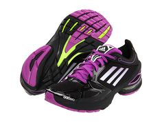 adidas Running adiZero™ F50 2 W Black/Zero Metallic/Ultra Purple - Zappos.com Free Shipping BOTH Ways