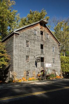 Visit Bears Mill in Greenville OH (1 1/2 hrs. straight down Rt 36 from Marysville). Then checkout Kitchenaid.