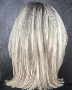White ash blond hair Delray, indianapolis